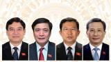 Chân dung 4 Ủy viên Ủy ban Thường vụ Quốc hội mới