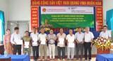 Khen thưởng đột xuất công tác chữa cháy ngoài hành lang đường dây 500kV Cầu Bông-Phú Lâm mạch 1&2