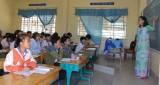 Hội nghị Ban Chấp hành Đảng bộ huyện Thạnh Hóa lần 4