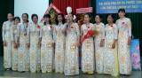 Hội Liên hiệp Phụ nữ xã Phước Tân Hưng tổ chức Đại hội điểm nhiệm kỳ 2021 - 2026