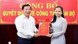 Bổ nhiệm bà Trần Ngọc Uyển giữ chức Phó Giám đốc Sở Ngoại vụ