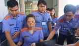 """Viện kiểm sát nhân dân tỉnh tổ chức cuộc thi """"Viết cáo trạng"""" trên máy tính xách tay"""