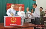 Chức sắc và tín đồ tôn giáo tham gia bầu cử là trách nhiệm lớn lao với Tổ quốc