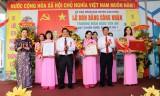 Trường Mẫu giáo Tân Ân đón bằng công nhận trường đạt chuẩn Quốc gia mức độ 1