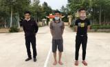 Đồn Biên phòng Bình Thạnh bắt giữ 3 đối tượng có ý định xuất cảnh trái phép qua biên giới