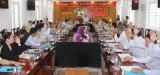 Hiệp thương lần 3 - lập danh sách người ứng cử đại biểu Quốc hội và đại biểu HĐND