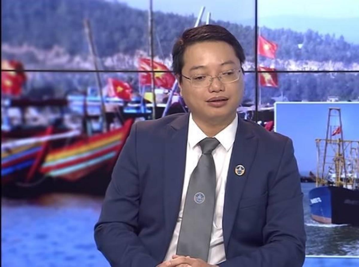 Luật sư Nguyễn Đức Hùng – Phó Giám đốc Công ty Luật TNHH TGS – Đoàn luật sư Thành phố Hà Nội