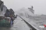 Siêu bão sắp đổ bộ, Philippines sơ tán hàng chục nghìn dân