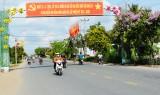 Kiểm tra công tác chuẩn bị bầu cử tại huyện Cần Giuộc