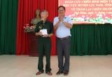 Đoàn Cựu chiến binh huyện Lục Nam, tỉnh Bắc Giang về thăm chiến trường xưa tại huyện Thủ Thừa