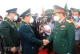 Giao lưu hữu nghị Quốc phòng biên giới Việt Nam-Trung Quốc lần thứ 6