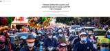 Báo Mỹ đánh giá cao biện pháp phòng chống dịch quyết liệt của Việt Nam