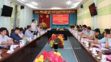 HĐND tỉnh Long An giám sát kết quả xây dựng nông thôn mới tại Tân Trụ
