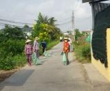 Tuyến đường không rác thải