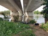 Xác minh thông tin 2 thanh niên lao xe xuống sông Vàm Cỏ Tây