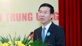 Thường trực Ban Bí thư Võ Văn Thưởng ứng cử tại đơn vị bầu cử số 1, TP Đà Nẵng