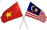 Đối thoại Chiến lược quan chức cấp cao Việt Nam-Malaysia