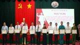 Vĩnh Hưng khen thưởng 22 tập thể, 52 cá nhân đạt thành tích trong học tập và làm theo Bác