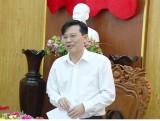 Phó Bí thư Thường trực Tỉnh ủy kiểm tra việc thực hiện Nghị quyết tại huyện Châu Thành