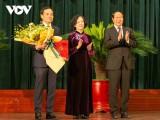 Ông Trần Lưu Quang được điều động làm Bí thư Thành ủy Hải Phòng