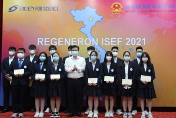 Vietnamese students to compete at int'l science, engineering contest