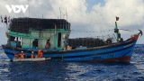 Phản đối lệnh cấm đánh bắt cá ngang ngược của Trung Quốc