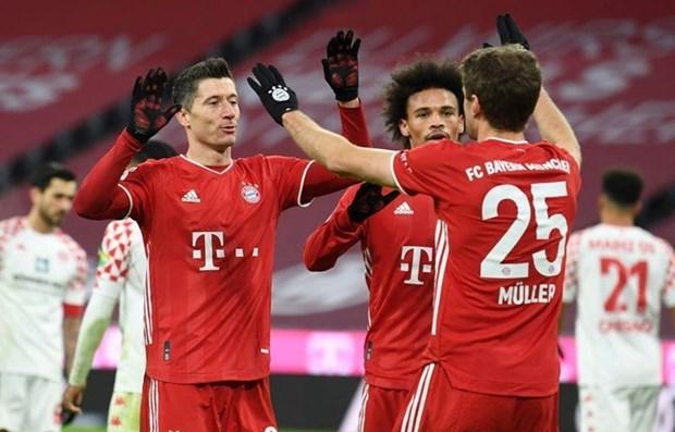 Bayern nhiều khả năng sẽ lên ngôi vào đêm nay. (Nguồn: AFP)