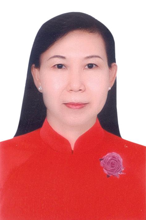 Bà Phan Thị Mỹ Dung