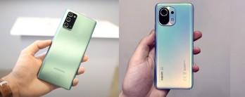 Xiaomi Mi 11 và Galaxy Note 20: Đâu là lựa chọn đáng giá trong phân khúc 15 triệu?