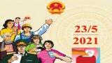 Quy trình bỏ phiếu bầu cử đại biểu Quốc hội khóa XV và đại biểu Hội đồng nhân dân các cấp nhiệm kỳ 2021-2026