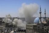 Xung đột Israel-Palestine: Israel không kích dữ dội thành phố Gaza