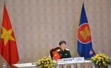 Việt Nam dự Đối thoại Quan chức quốc phòng Diễn đàn khu vực ASEAN