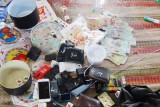 Hàng chục đối tượng tụ tập đánh bạc bị Cảnh sát bắt quả tang