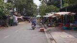 Tạo hành lang thông thoáng cho đường Lê Văn Tao và bờ kè sông Vàm Cỏ Tây