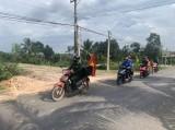 Đồn Biên phòng Bình Hiệp: Vận động người dân chung tay phòng, chống dịch Covid-19 trên tuyến biên giới