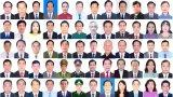 Chân dung 60 người trúng cử đại biểu HĐND tỉnh Long An khóa X, nhiệm kỳ 2021 - 2026