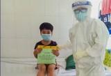 Quỹ Bảo trợ trẻ em Việt Nam kêu gọi hỗ trợ trẻ em mắc COVID -19