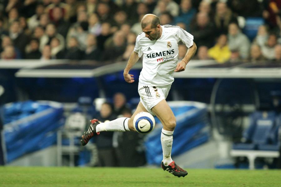 Zidane đại diện cho thứ bóng đá ma thuật