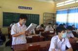 Long An: Lùi lại thời gian tổ chức kỳ thi tuyển sinh lớp 10