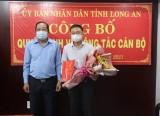 Ông Võ Bửu Viết Cường được bổ nhiệm giữ chức vụ Phó Giám đốc Sở Khoa học và Công nghệ