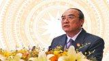 Chủ tịch UB.MTTQ Việt Nam tỉnh Long An kêu gọi toàn dân tích cực tham gia phòng, chống dịch Covid-19