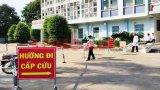 Khoa Cấp cứu - Trung tâm Y tế Bến Lức chính thức dỡ bỏ cách ly