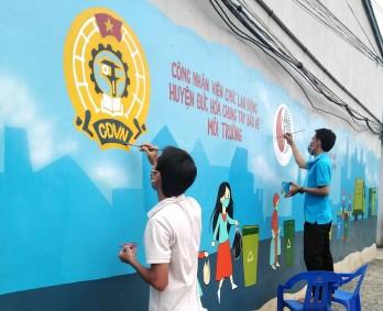 Người dân tích cực tham gia xây dựng, bảo vệ môi trường