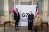"""G7 tiến sát đến một """"thỏa thuận lịch sử"""" về thuế doanh nghiệp toàn cầu"""