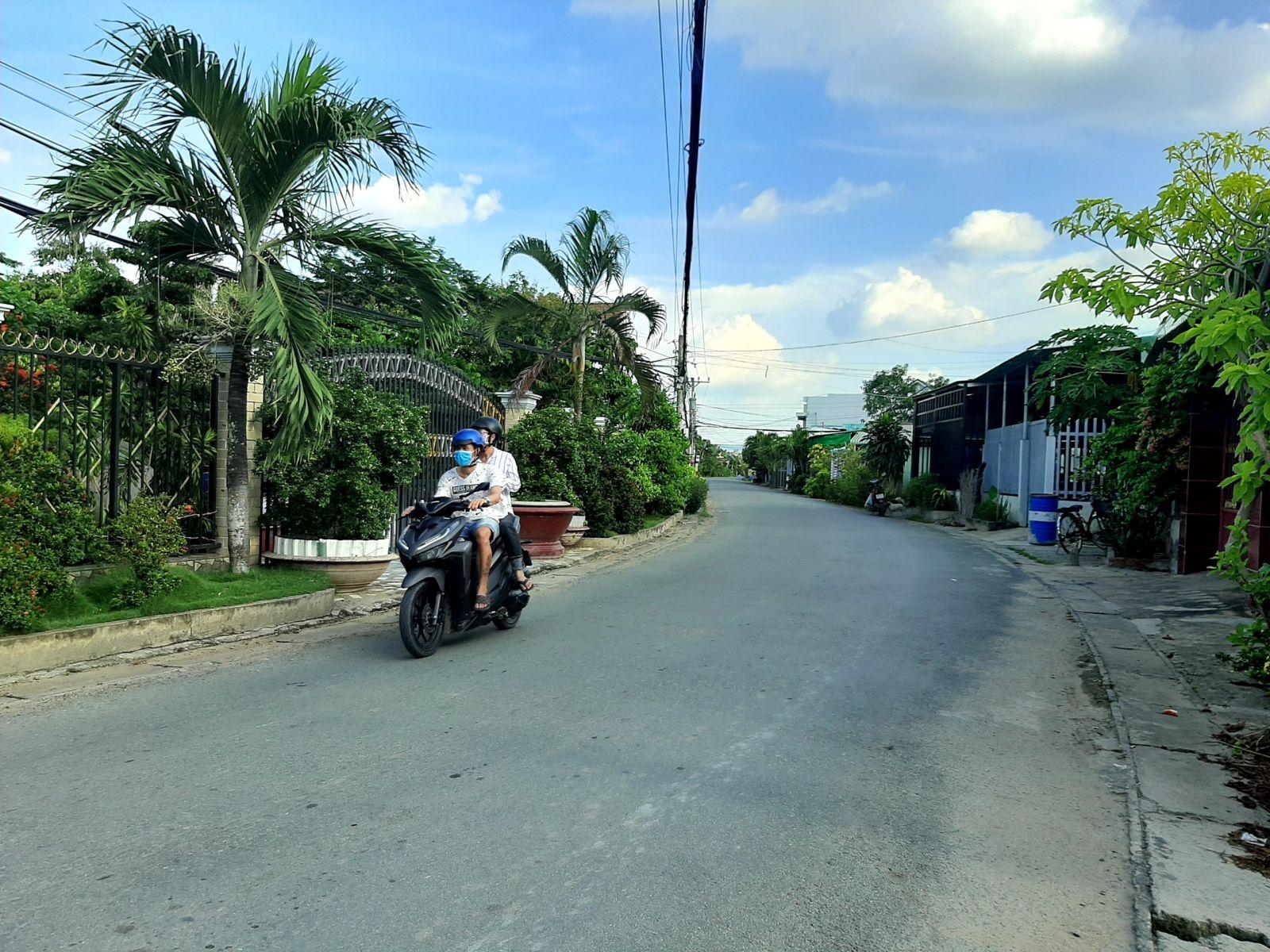 Tại phường 6, TP.Tân An có con đường mang tên Huỳnh Châu Sổ