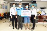 Bảo hiểm VietinBank Long An chi trả hơn 1 tỉ đồng cho khách hàng tham gia bảo hiểm người vay vốn