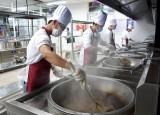 Bảo đảm an toàn bếp ăn tập thể, suất ăn sẵn