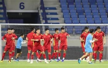 Đội tuyển Việt Nam ủng hộ 300 triệu đồng cho quỹ vaccine COVID-19