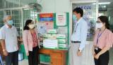 Hội Y học Long An tiếp sức cho y, bác sĩ tuyến đầu chống dịch Covid-19