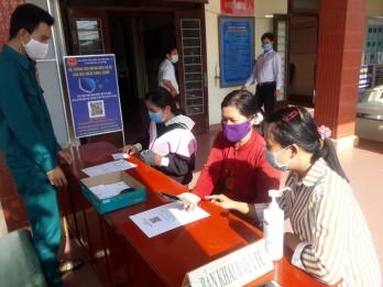 Ứng dụng công nghệ thông tin trong công tác phòng, chống dịch